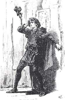 Гамлет шекспир читать онлайн бесплатно