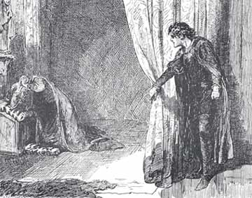 the true nature of polonius in shakespeares hamlet An overview of ophelia's father polonius shakespeare's characters: polonius (hamlet)from the works of william shakespearevol 19 ed.