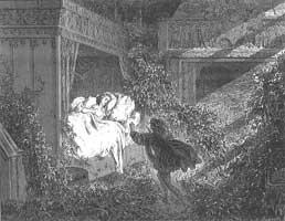 текст сказки о спящей царевне жуковского